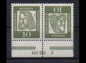Berlin, K 3 HAN 415255 mit Form-Nr. 2, postfrisch, Mi. 50,- (0402)