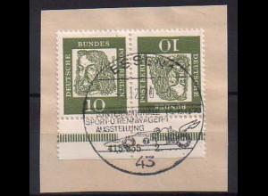 Berlin, K 3 HAN 415255, Form-Nr. 2, gestempelt, Mi. 100,- (0412)