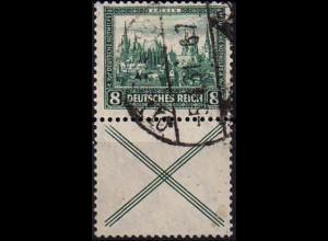 Dt. Reich, S 80, gestempelt, vollständige Zähnung, Mi. 130,- (1077)