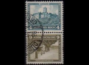 Dt. Reich, SK 15, gestempelt, Mi. 25,- (1160)