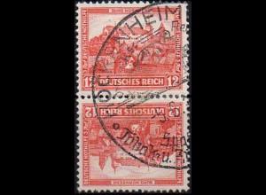 Dt. Reich, SK 16, gestempelt, Mi. 25,- (1162)