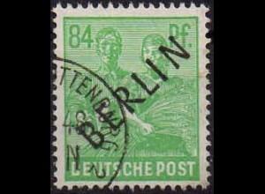 Berlin, Mi. 16, gestempelt, gepr. BPP, Mi. 100,-