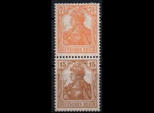 Dt. Reich, S 7 ba, ungebraucht, Mi. 180,- (1536)