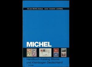 Michel Handbuch Blocks u. Kleinbogen Deutschland 2013, Neupreis 69,80 (1887)