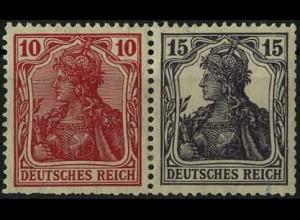 Dt. Reich, W 12 ab, ungebraucht, gepr. BPP, Mi. 60,- (2209)