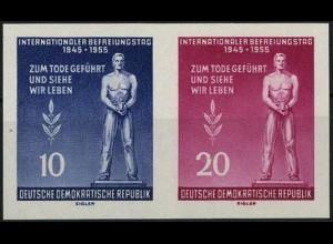 DDR, Bl W 17 X I, Block-Zd., postfrisch, Mi. 12,-