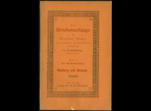 Lindenberg 1894, Hamburg/Bremen Ganzsachen, Original (2561)