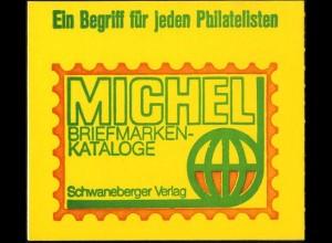 Berlin, MH 9 a, postfrisch, Mi. 25,-