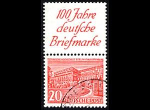Berlin, S 4, gestempelt, Mi. 100,-