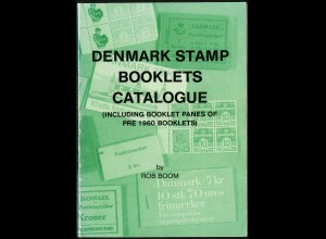 Dänemark, Boom, Markenheftchen-Spezialkatalog 1987, gebraucht