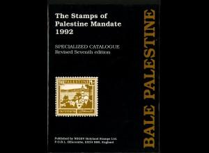 Palästina, Bale, Spezialkatalog 1992, kaum gebraucht