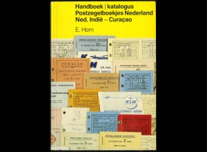 NL + Kolonien, Horn, Markenheftchen-Spezialkatalog 1980, neuwertig
