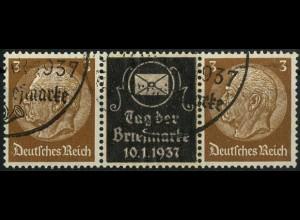 Dt. Reich, Mi. P-W 2, gestempelt, Mi-Handbuch 30,- (4089)