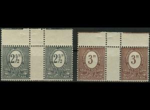 Oberschlesien, Mi. 1-2 ZW, postfrisch, Mi. 20,- ++ (9322)
