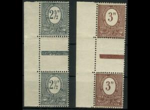 Oberschlesien, Mi. 1-2 ZS, postfrisch, Mi. 20,- ++ (9323)