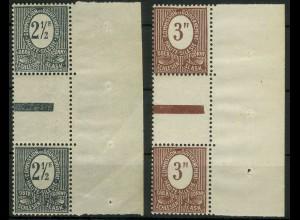 Oberschlesien, Mi. 1-2 ZS, postfrisch, Mi. 20,- ++ (9324)