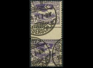 Oberschlesien, Mi. 17 b ZW, gest., farbgeprüft BPP, Mi. 30,- ++ (9334)