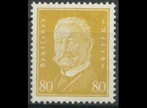 Dt. Reich, Mi. 437, postfrisch, Mi. 90,- (9409)