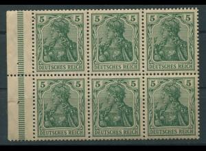 Dt. Reich, HBl. 2 I a A 1.1, ungebraucht, Mi. 240,- (9505)