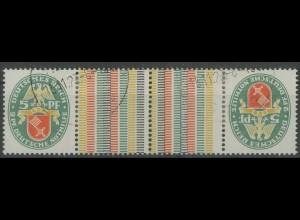 Dt. Reich, KZ 13.2, gestempelt, Mi. 200,- (12836)