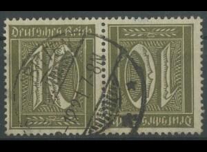 Dt. Reich, K 5, gestempelt, gepr. Infla/BPP, Mi. 50,- (12902)