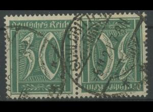 Dt. Reich, K 6, gestempelt, gepr. Infla/BPP, Mi. 50,- (12903)