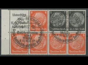 Dt. Reich, HBl. 88 B, gestempelt, Mi. 55,- ++ (12951)