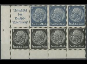 Dt. Reich, HBl. 98 B, Bogenecke, postfrisch, Mi. 35,- ++ (12993)