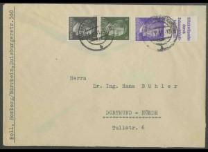 Dt. Reich, S 286 + S 270, portogerechte, Mi. 40,- (13357)