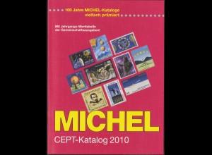 Michel CEPT-Katalog 2010, neuwertig, Neupreis 44,- (13767)