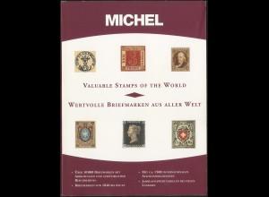 Michel Wertvolle Briefmarken/Valuable Stamps, neuwertig, Neupreis 49,80 (13768)