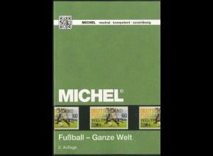Michel Fußball - ganze Welt 2014, neuwertig, Neupreis 49,80 (13769)