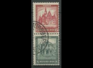 Dt. Reich, S 90, gestempelt, Mi. 60,- (13903)