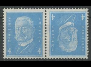 Dt. Reich, K 9, postfrisch, ungeknickt, Mi. 40,- (13945)