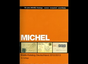 Michel Briefe-Katalog 2012/2013, Neupreis 89,- (14417)