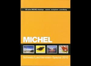 Michel Schweiz/Liechtenstein-Spezial 2010, Neupreis 52,- (14418)