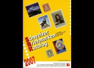 SBK Schweiz/Liechtenstein/UNO 2007, 786 Seiten (14419)