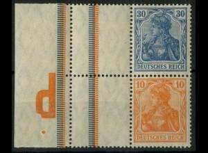 """Dt. Reich, RL 2.2 + RL 4.2, mit """"P"""", postfrisch, Mi.-Handbuch 270,- (14653)"""