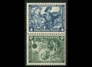 Dt. Reich, SK 19, postfrisch, Mi.-Handbuch 100,- (15918)