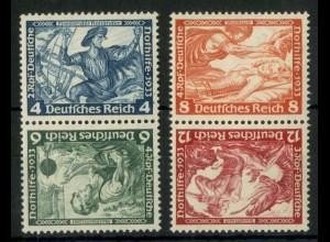 Dt. Reich, SK 19 + 20, postfrisch, Mi.-Handbuch 200,- (15922)