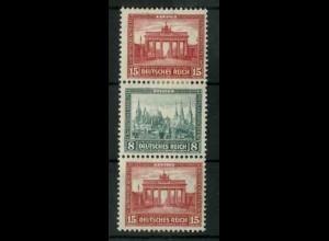 Dt. Reich, S 79 KV, Klischee-Verschiebung, ungebr., Mi.-Handb. 58,- (18817)