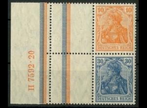 Dt. Reich, RL 2.3 + RL 4.3, postfrisch, Mi.-Handbuch 240,- (19012)