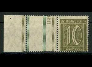 Dt. Reich, RL 13.1 VZ, verzähnt, postfrisch, Mi.-Handbuch 100,- + 30-50 % (19100)