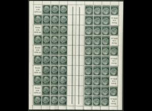 Dt. Reich, MHB 49.2, postfrisch, ungefaltet, Mi. 400,- (19577)