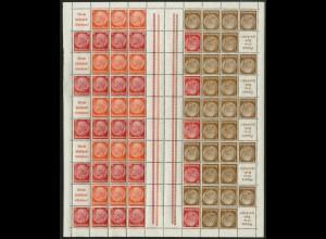 Dt. Reich, MHB 52 HAN 2.1, postfrisch, ungefaltet, Mi. 1000,-(19593)