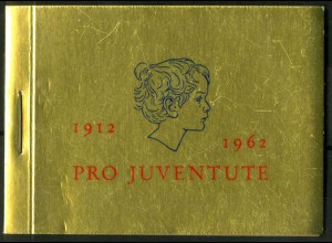 Schweiz, MH 0-51, MH Juventute 1962, postfr., Mi. 50,-, SBK 90,- (50197)