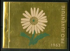 Schweiz, MH 0-52, MH Juventute 1963, Oberr., postfr., Mi. 55,-, SBK 45,- (50198)