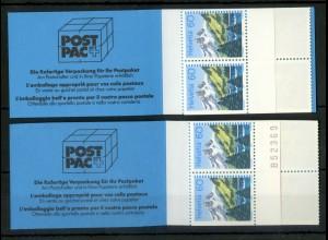 Schweiz, MH 0-94 (2), zwei verschiedene MH, postfr., Mi. 46,-, SBK 50,- (50216)