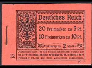 Dt. Reich, MH 5.1 A 1, s. Beschreibung (90001)