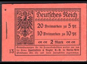 Dt. Reich, MH 5.7 B, s. Beschreibung (90002)